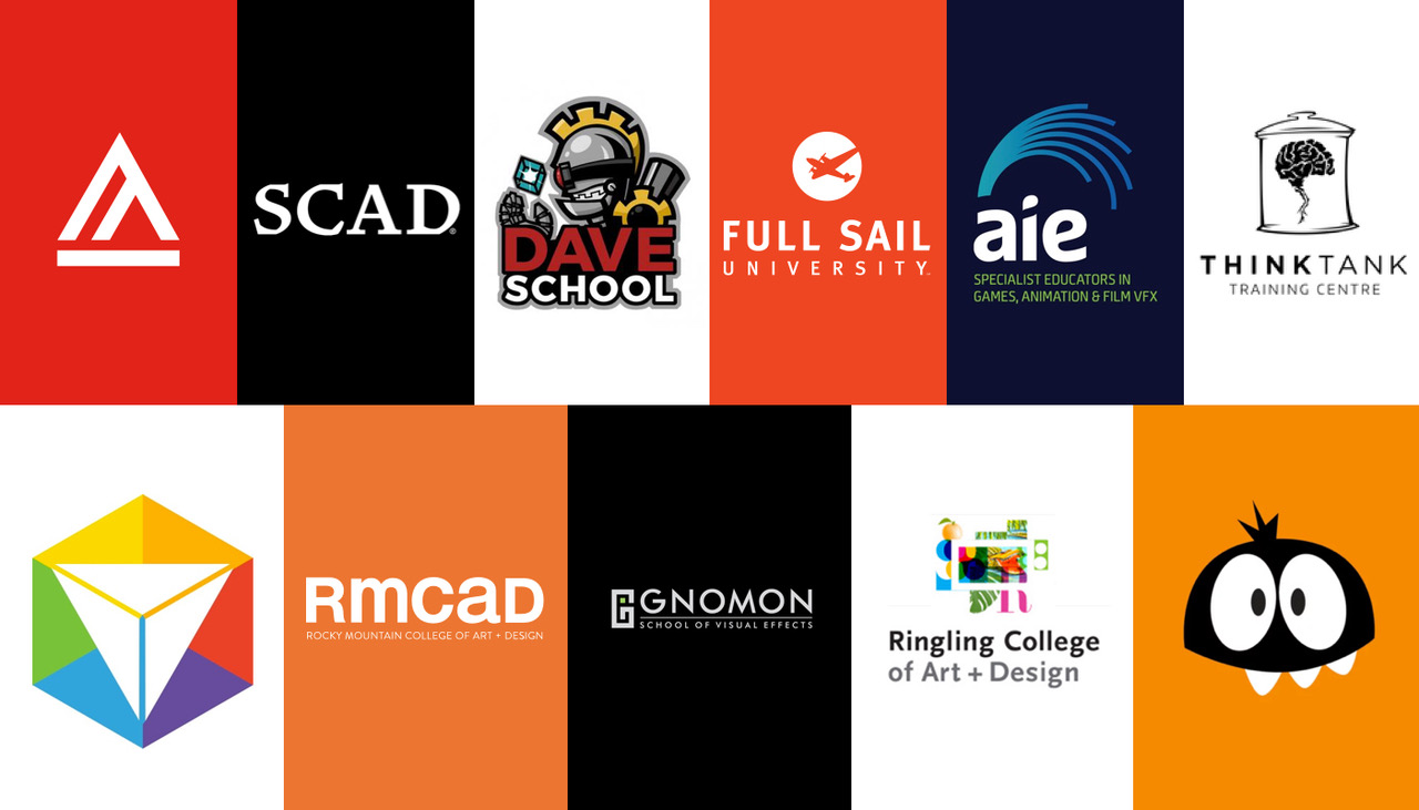 Top Online Animation Schools - 2019 | Animation Career Review