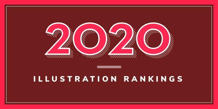 2020 Illustration School Rankings