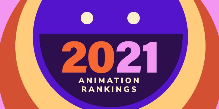 2021 Animation School Rankings
