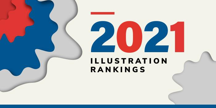 2021 Illustration School Rankings