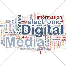 Coursework for Digital Media Programs