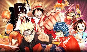 Examples of Japanese Manga