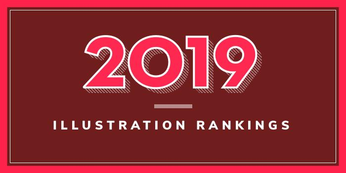 2019 Illustration Rankings