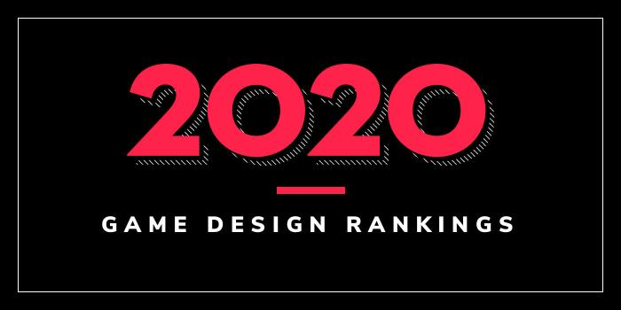 2020 Game Design School Rankings