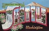 Graphic Designer in Seattle, Washington