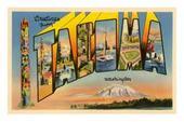 Graphic Designer in Tacoma, Washington