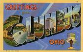 Graphic Designer in Columbus, Ohio