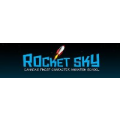 Rocket Sky 3D Animation School