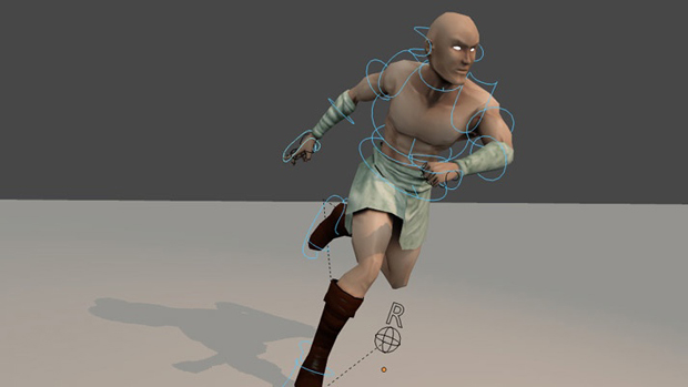 Blender Character Rigging Features