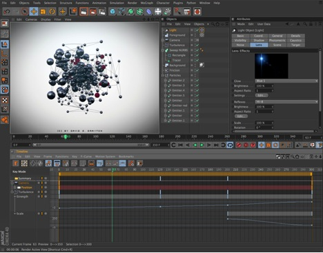 Cinema 4D Studio: 3D Animation Software Worth Knowing | Animation