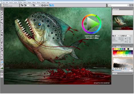Top 20 most essential software for artists and designers Best free drawing programs